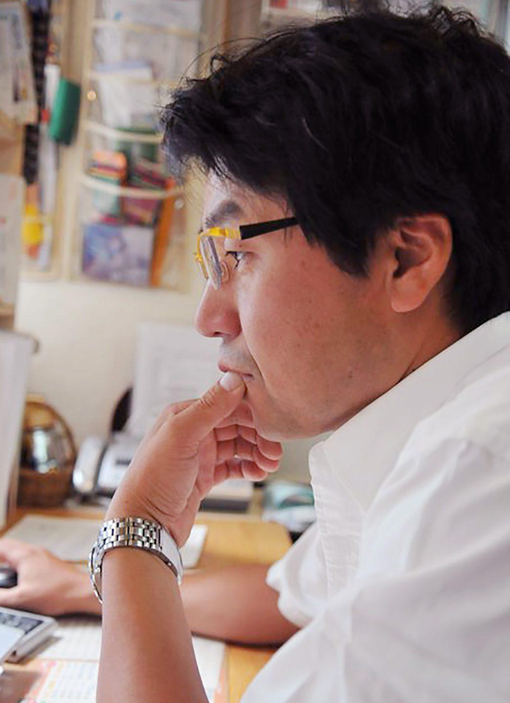 会津デザイン工房 代表取締役 桑名 誠