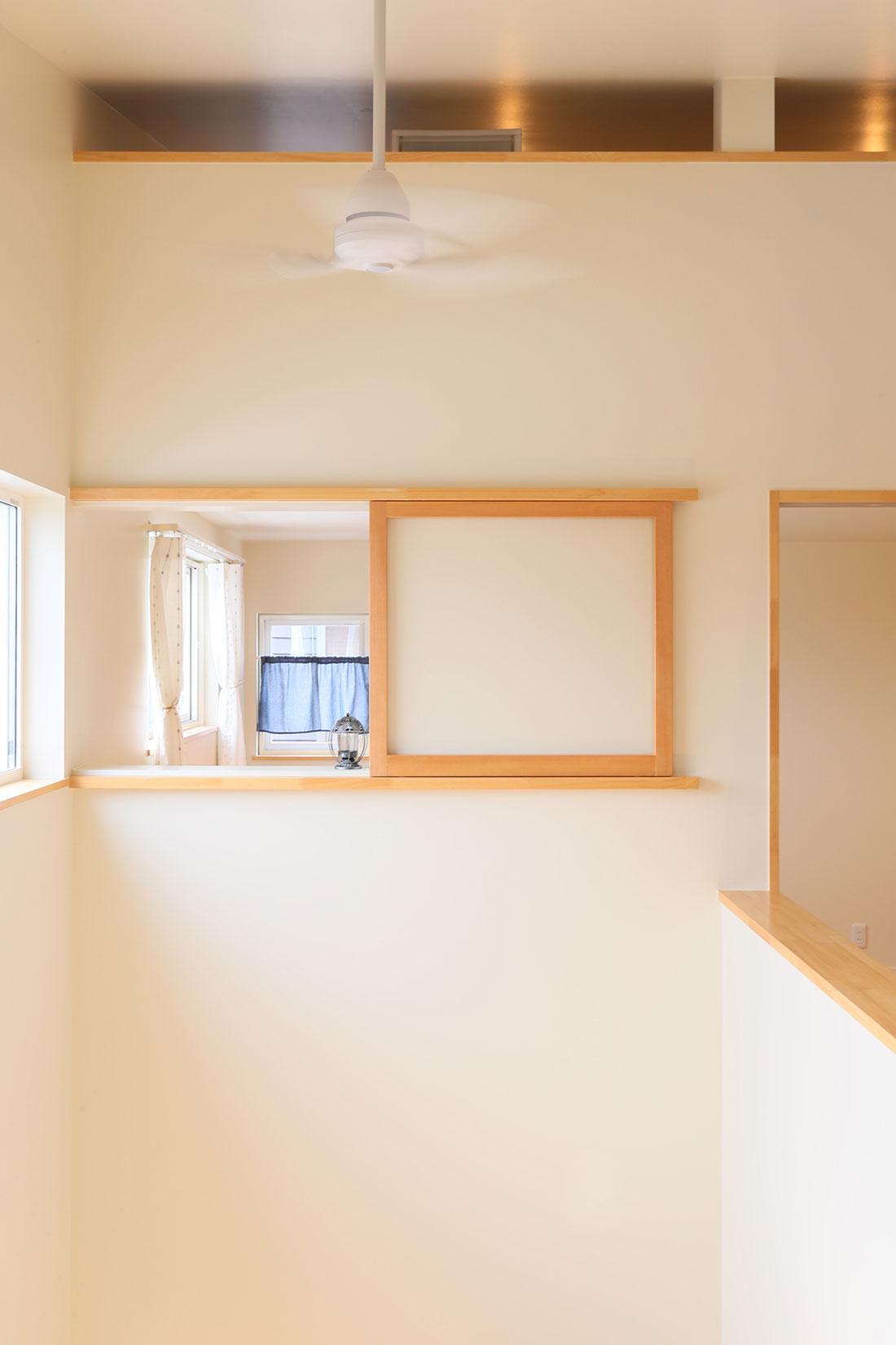 塩川の家 階段