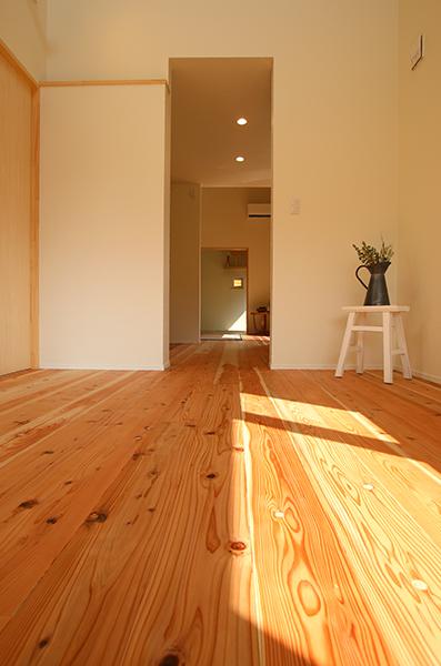 長野の家Ⅱ 居室