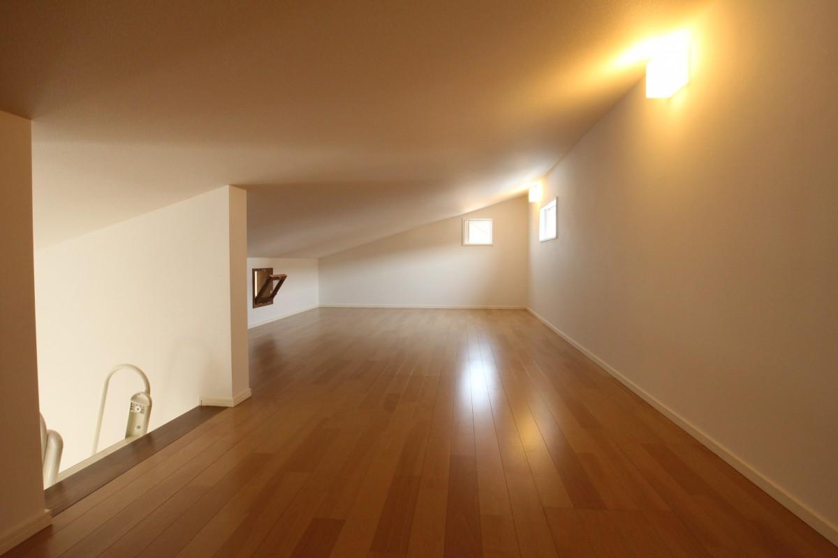 日新町の家Ⅱ ロフト