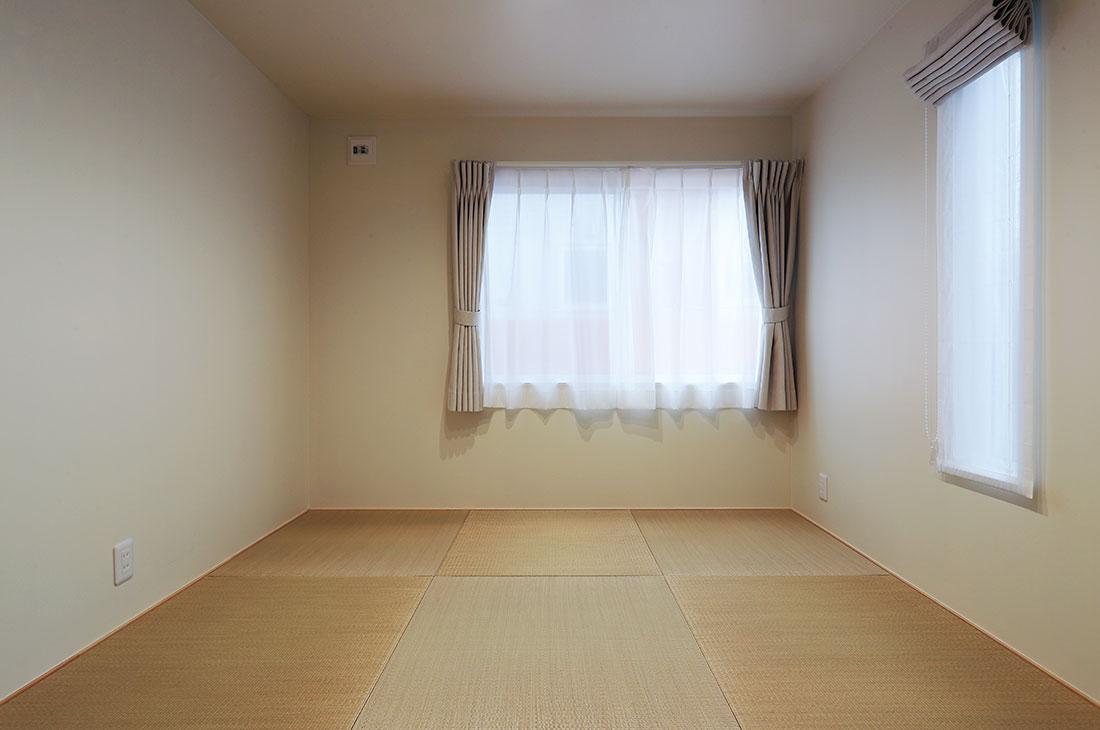 天寧寺の家 和室