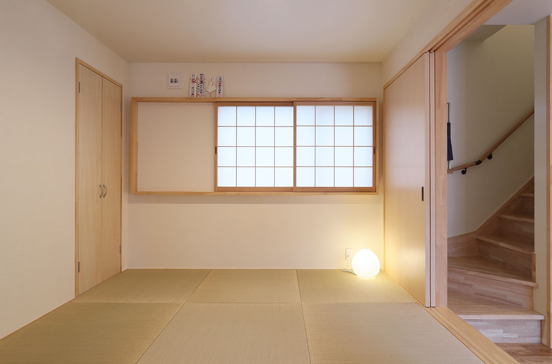 塩川の家 和室