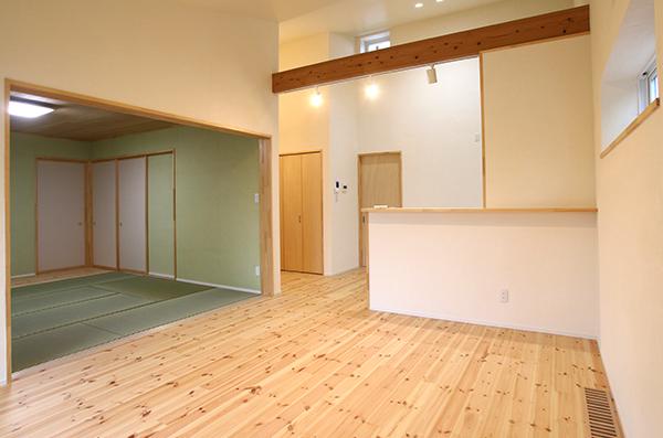 郡山の家 和室