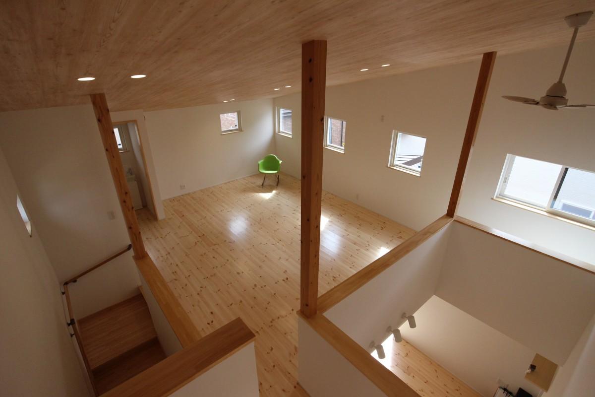 滝沢の家 2F